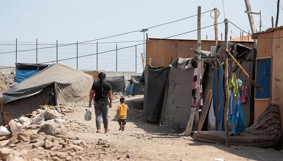 Reducción de pobreza se estancó en 2019. (GEC)