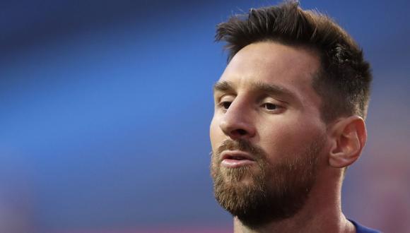 Lionel Messi lleva 20 años en Barcelona. (Foto: AFP)