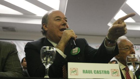 Raúl Castro cuestionó con dureza a varios regidores pepecistas. o (PPC)