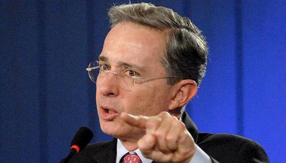 Álvaro Uribe, ex presidente de Colombia (Actuall).