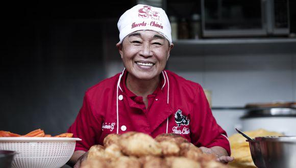 Angélica Chinén es parte de la nueva serie de Netflix: Street Food Latinoamérica. (FOTO: ÁNGELA PONCE).