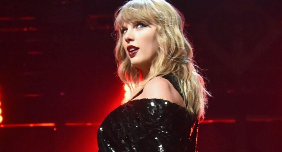 Taylor Swift donó US$15 mil a fan que tiene a su madre en coma hace tres años. (Foto: @taylorswift)