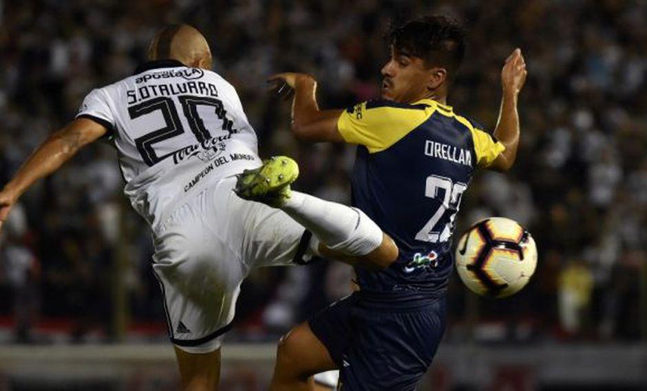 Universidad de Concepción vs. Olimpia: chocan en Chile por Copa Libertadores. (Foto: AFP)