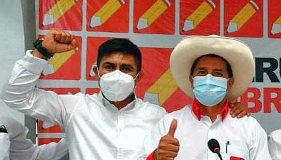 Comentarios como el que tuvo el virtual parlamentario –que también tuvo el aspirante a sillón presidencial– desencadenaron finalmente agresiones a los periodistas que cubrían las actividades de Perú Libre. (Foto: Facebook)