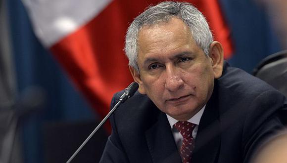 René Cornejo renunció a la Presidencia del Consejo de Ministros. (USI)