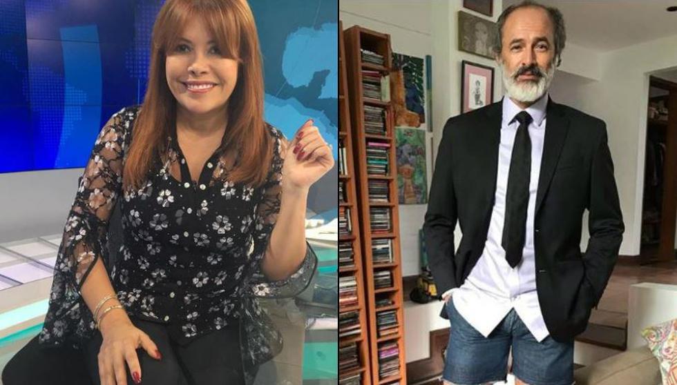 Magaly Medina se enfrentó a usuario que ofendió al hijo del actor Carlos Alcántara. (Instagram)