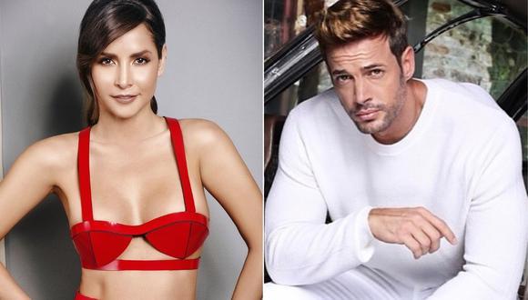 """William Levy y Carmen Villalobos serán los protagonistas de la nueva versión de la telenovela """"Café con aroma de mujer"""". (@cvillaloboss/@willevy)"""