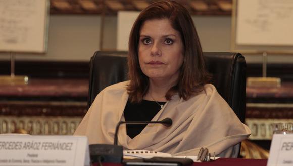Mercedes Araoz se refirió a la elección de Francisco Sagasti como presidente del gobierno de transición. (Foto: GEC)