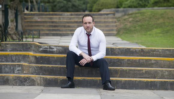 Martin Riepl es autor del libro 'Vizcarra. Una historia de traición y lealtad'.
