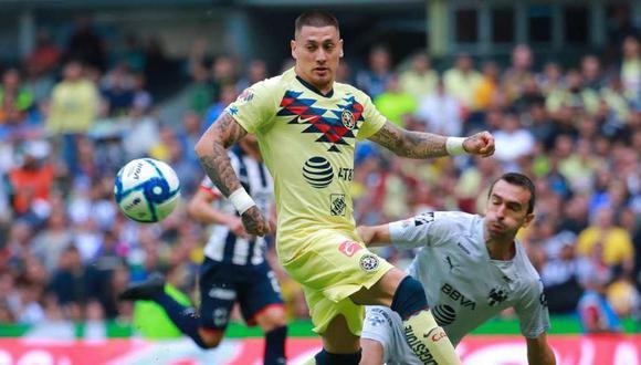 América vs. Monterrey se enfrentarán en las finales de la Liga MX en la última semana de diciembre. (Foto: AFP)