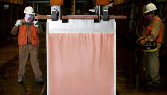 El año no ha pintado muy bien para el cobre. (Foto: Reuters)