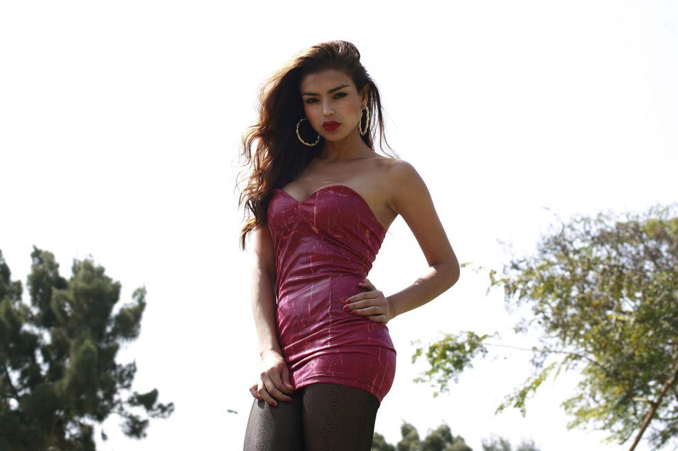 Claudia Portocarrero anuncia su regreso a la TV. (USI)