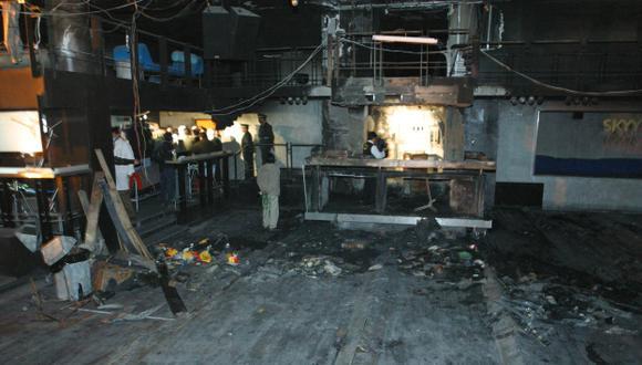 Incendio en discoteca acabó con la vida de 29 jóvenes. (USI)