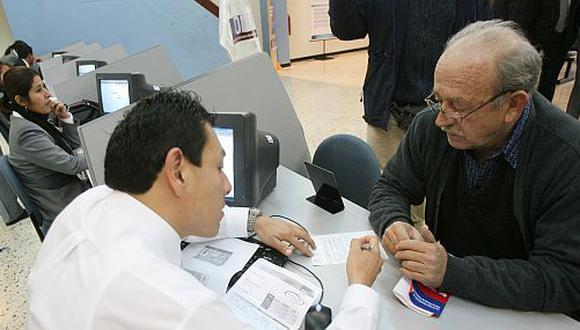 Carlos Ganoza: Retiros del 100% de las AFP afectaría quienes están cerca de jubilarse. (Foto: Archivo)