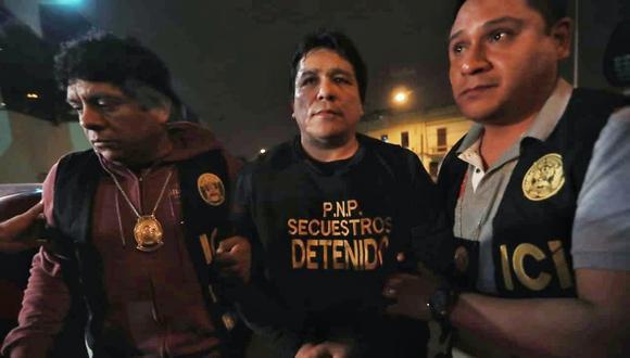 Moreno, alias 'Goro', salió de prisión el 13 de junio pese a que tiene una condena de 25 años (Lino Chipana/GEC).