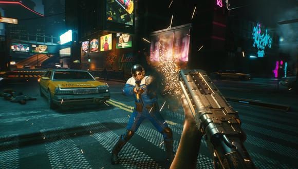 Cyberpunk 2077 es un videojuego futurista y se lanzará para PS4, Xbox One y PC el próximo 19 de noviembre. (Difusión)