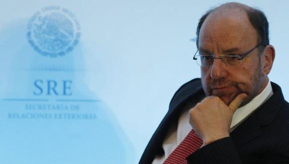 Alfredo Moreno dijo que Chile aspira a terminar la agenda del pasado con Perú tras fallo. (Reuters)