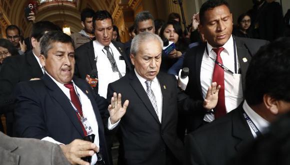 José Pérez anunció que pedirá la declaración de Pedro Chávarry. (Perú21)