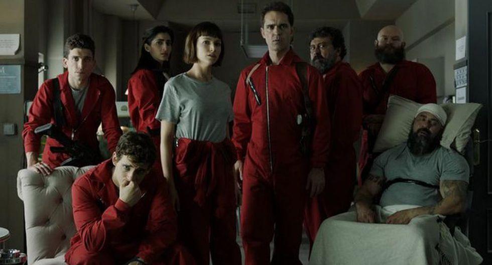 Netflix: 'La casa de papel' se convirtió en la serie en español más vista de la plataforma. (Difusión)