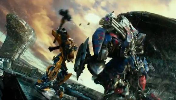 Transformers 5: El último caballero se estrena el 20 de junio (Foto: Captura)