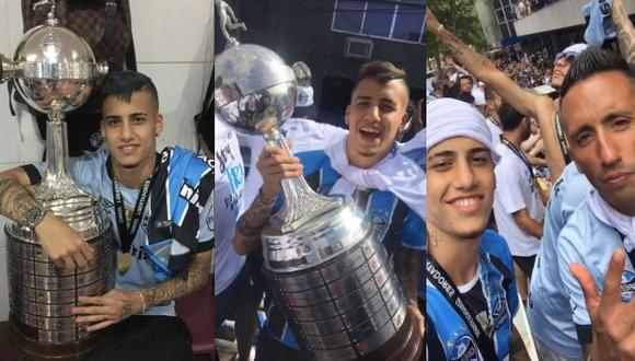 Beto da Silva campeonó en la Copa Libertadores pero no irá al Mundial De  Clubes | DEPORTES | PERU21