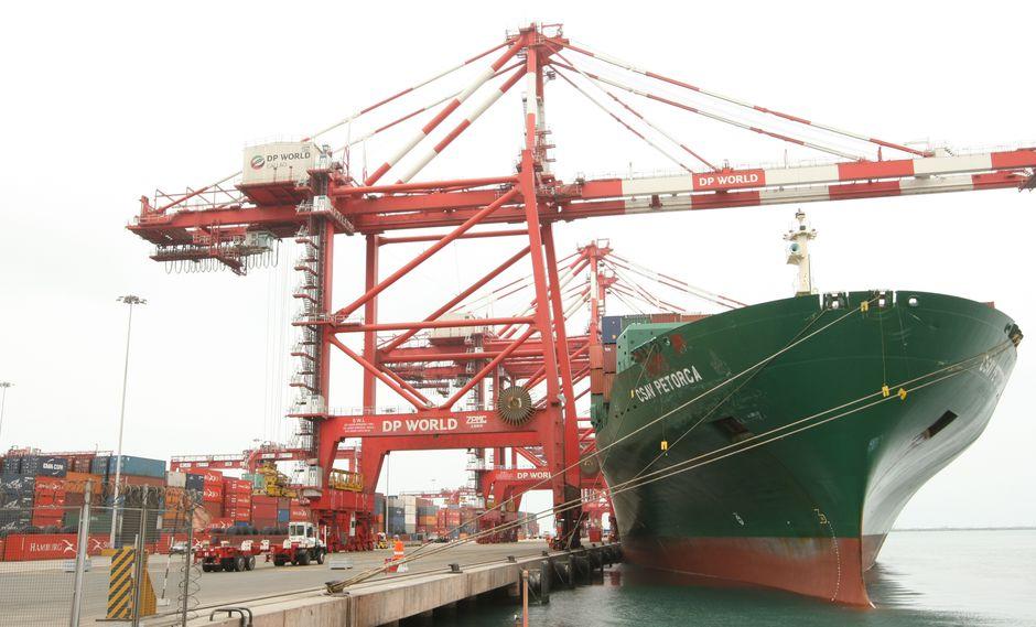 La titular del  Ministerio de Transportes y Comunicaciones, María Jara, informó que se prevén suscribir adendas para la ampliación del terminal marítimo. (Foto: GEC)