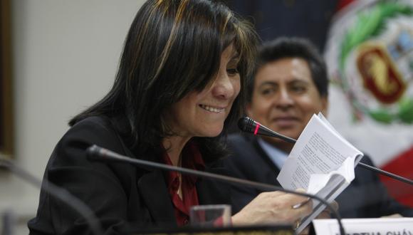 POR AHORA SE QUEDA. Asesores de la Comisión de Justicia y Oficialía Mayor evaluarán si hubo quórum para su elección. (M. Zapata)