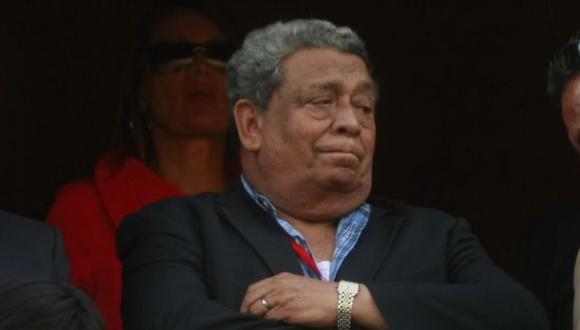 Después de su salida de la FPF, Nicolás Delfino trabajó para la FIFA. (Perú21)