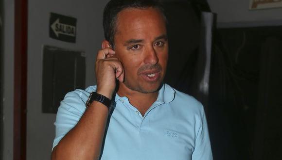 Martínez aclaró que mantiene una buena relación con la madre de su hijo Joaquín. (USI)