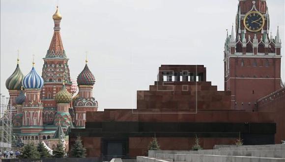 Las autoridades rusas ya habrían entablado un procedimiento penal contra el acusado de espionaje. (Foto: EFE)