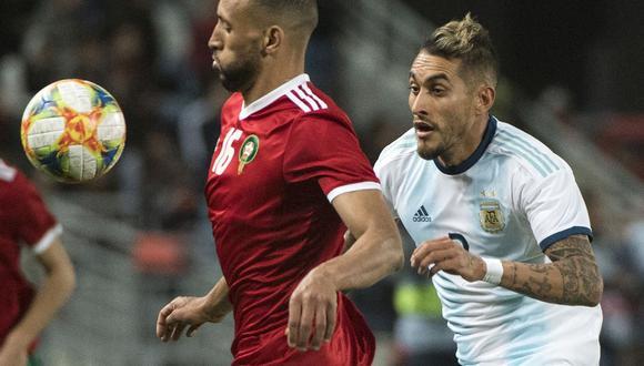 Roberto Pereyra no jugará ante Paraguay ni Perú por lesión. (Foto: AFP)