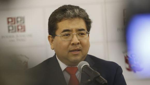 Shack sucede en el cargo  Édgar Alarcón quien fue destituido por el Congreso por falta grave.
