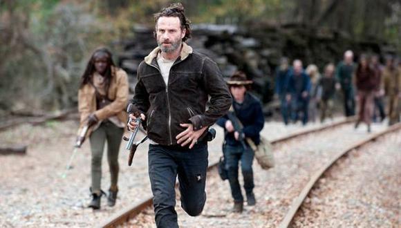 The Walking Dead: Quinta temporada será increíble, según productores. (AMC)