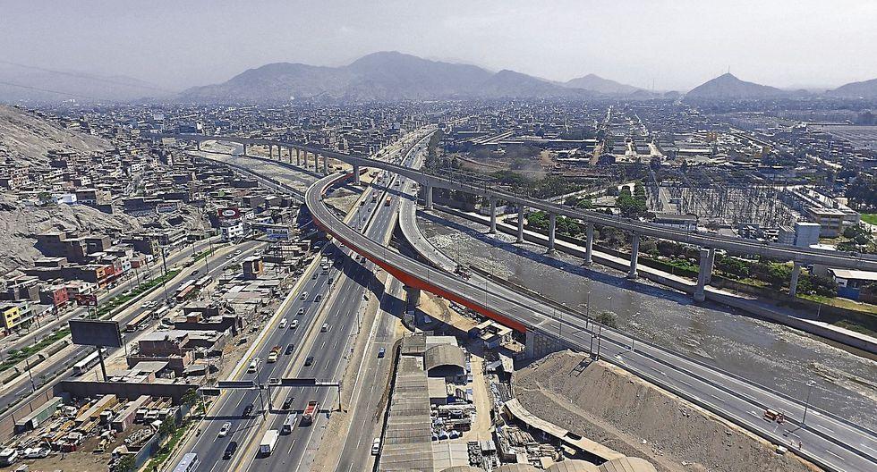 Incertidumbre. Importante proyecto vial, que une 13 distritos, debió ser inaugurado en enero. (USI)