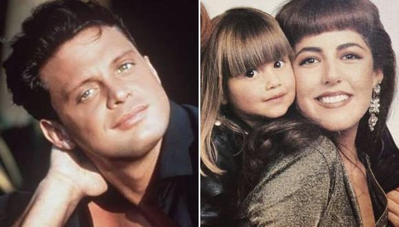 Stephanie Salas mandó un claro mensaje sobre el cuarto capítulo de la serie de Luis Miguel y la paternidad del cantante  (Foto: Instagram/Luis Miguel / Michelle Salas)