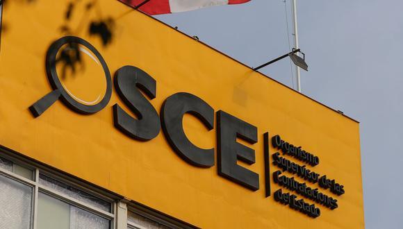 La acción de supervisión se llevó a cabo conforme a lo establecido en el artículo 52 de la Ley de Contrataciones del Estado, según la OSCE. (Foto: GEC)