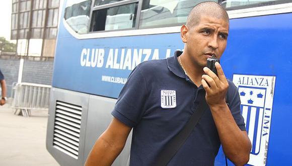 El paraguayo se mostró indignado por la situación. (USI)