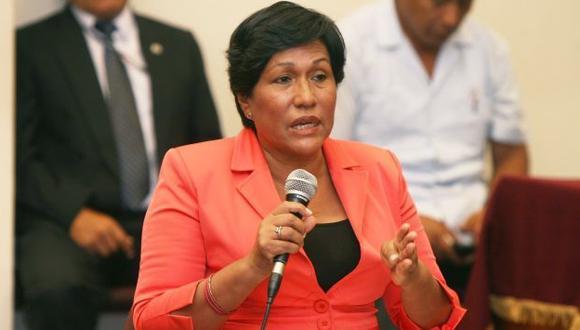Elsa Malpartida fue detenida en Huánuco. (USI)