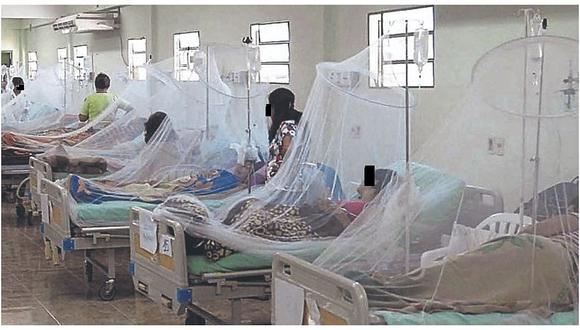 Madre de Dios: Cuatro personas contrajeron dengue y COVID-19 a la vez en hospital Santa Rosa (Foto: archivo)