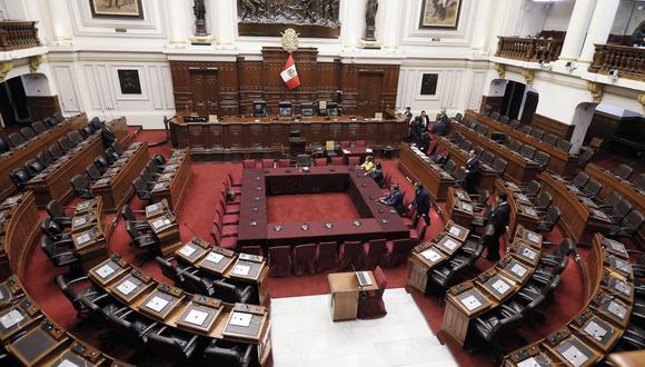 Nueve partidos integrarán el nuevo Congreso (Anthony Niño de Guzmán/GEC).