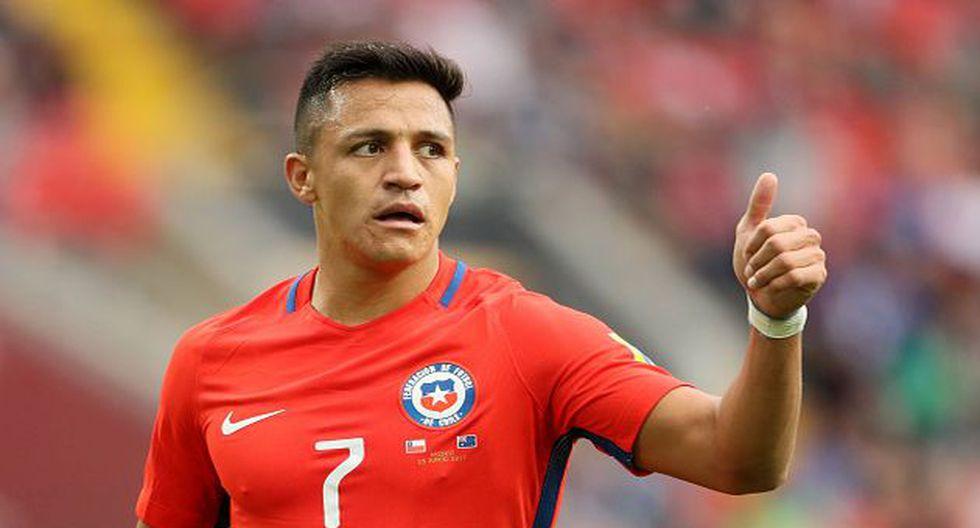 Alexis Sánchez jugó la última Copa Confederaciones con Chile y quedó en segundo lugar. (Gettyimages)
