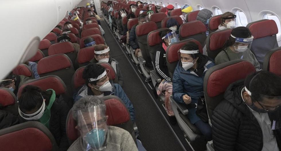 Vuelos internacionales empezarán con destinos a Chile, Ecuador, México y Colombia, afirma canciller