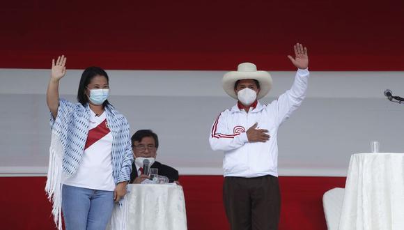 Debate en Chota. (Foto: Hugo Perez GEC)