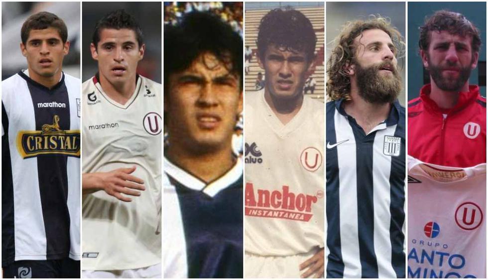 De Alianza Lima a Universitario de Deportes: jugadores que cambiaron el 'blanquiazul' por el 'crema' (Foto: GEC).