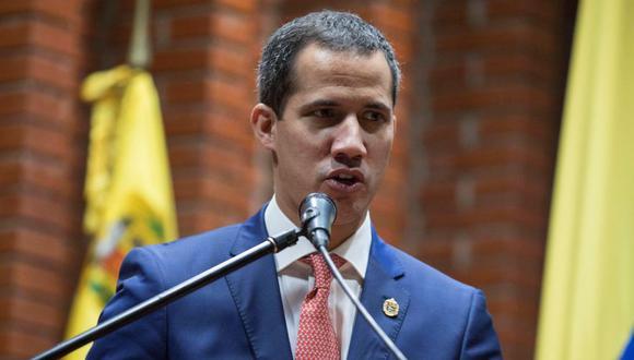 Juan Guaidó se reunirá con Michelle Bachelet este viernes en Venezuela. (EFE)