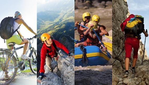 Si ama los deportes extremos, estas actividades con para usted. (USI)