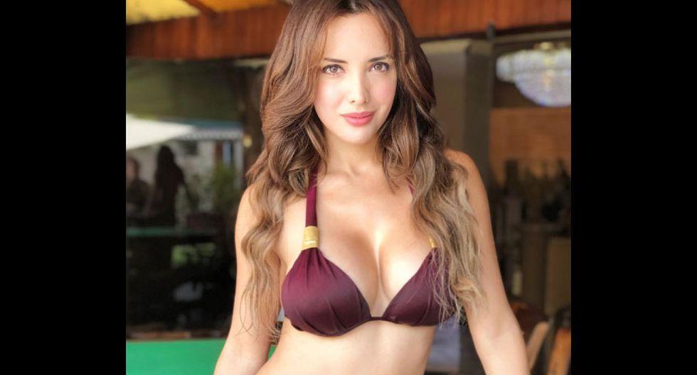 Rosángela Espinoza está participando de una producción nacional al lado del reconocido actor. (@rosangelaeslo)