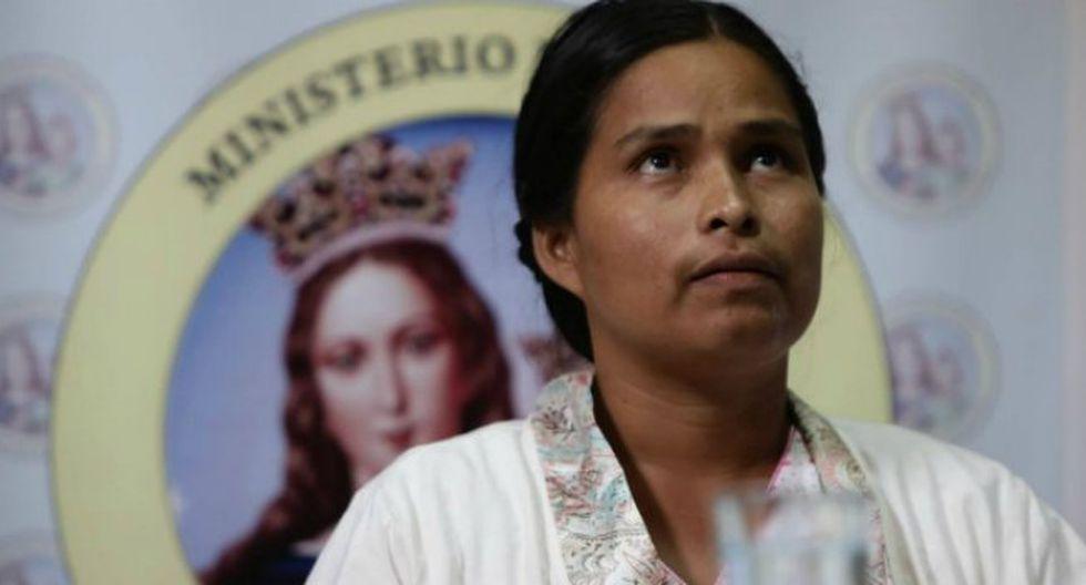 Evangelina Chamorro recibirá nueva casa tras sobrevivir al huaico de Punta Hermosa.