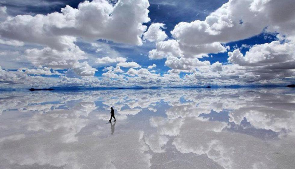 1. Salar de Uyuni, Bolivia. (numaniaticos.com)
