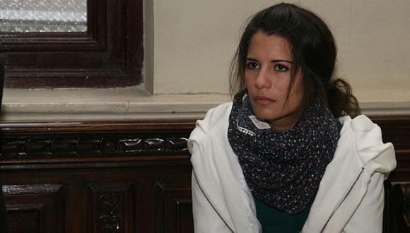 Eva Bracamonte está a un voto de la nulidad. (USI)